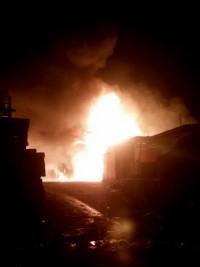 iciHaiti - Jacmel : Attack and partial fire of a quarantine center