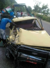 iciHaiti - Road safety : 37 accident, 91 victims