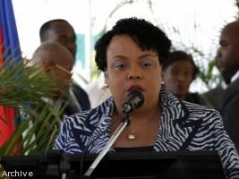 Haïti - COVID-19 : Intervention de la Ministre Clément à la 73e Assemblée Mondiale de la Santé