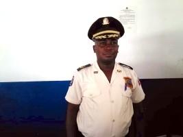 iciHaïti - Petit-Goâve : Nouveau Commissaire de Police