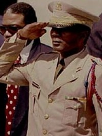 iciHaiti - Army : Death of the former FAd'H Major General, Jean Claude Duperval