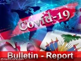 Haiti - Covid-19: Daily report May 26, 2020