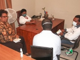 iciHaiti - Health: Towards better medical care for people with disabilities