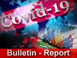 Haiti - Covid-19: Daily report June 1, 2020