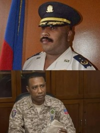 iciHaiti - Death : Words of sympathy from the Commander of the PNH
