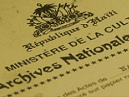 iciHaïti - AVIS : Les Archives Nationales ferment temporairement 3 sites