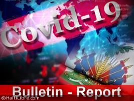 Haïti - Covid-19 : Bulletin quotidien 13 juin 2020
