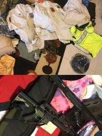 iciHaïti - Justice : Arrestation d'un ex-policier et importante saisie d'armes et de munitions