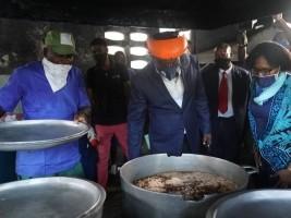 iciHaïti - Justice : Le PM en tournée des prisons