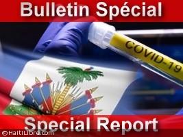 Haïti - FLASH : 134 nouveaux cas confirmés, 5,211 cas au total sur le territoire national