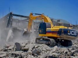 iciHaïti - Cap-Haïtien : Opérations de démolition des maisons sur le littoral capois en cours