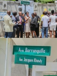iciHaiti - Jacmel : The city names 3 streets after 3 jacméliens