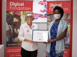 iciHaiti - Digicel : List of the 25 finalists of the 3rd edition «Konbit Pou Chanjman»