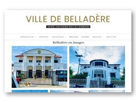 iciHaiti - Internet : Launch of the website of the city of Belladère