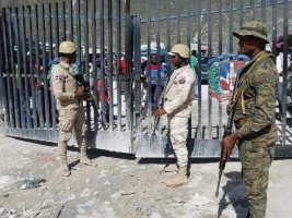 Haiti - DR: The land border with Haiti, remains closed on the Dominican side