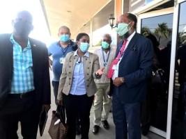 iciHaiti - Tourism : Minister Myriam Jean optimistic