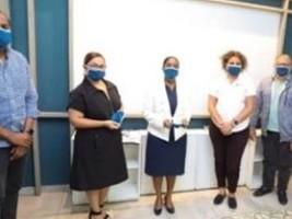 iciHaïti - Tourisme : Distribution de masques aux opérateurs touristiques