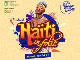 Haiti - Culture : Program of the Festival Haiti en Folie 2020 (Montreal / New-York)
