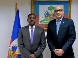 iciHaïti - Diaspora : Réunion de travail sur l'insécurité foncière
