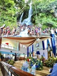 iciHaïti - Social : Foule immense à la Fête patronale de la Vierge du Mont Carmel