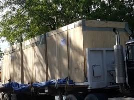 iciHaïti - Covid-19 : Arrivée de France de 8 nouveaux générateurs d'oxygène