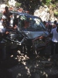 iciHaïti - Sécurité routière : 16 accidents au moins 31 victimes