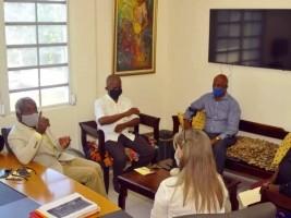iciHaïti - Musique : Vers le renforcement et l'extension de l'INAMUH