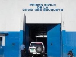 iciHaïti - Croix-des-Bouquets : Renforcement de la Sécurité de la Prison et de ses abords