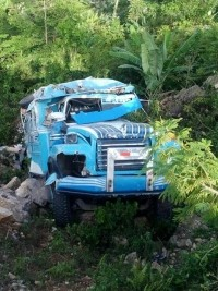 IciHaiti - Road safety : Particularly murderous week