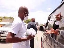 iciHaiti - Covid-19 : Millions of masks distributed for free