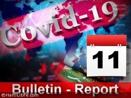 Haiti - Covid-19: Daily report August 11, 2020