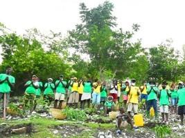 iciHaïti - Environnement : Lancement du Programme «Nou pral plante dlo»