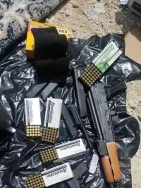 iciHaiti - Saint-Marc : Seizure of weapons and ammunition