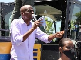 Haïti - Politique : Jovenel Moïse en tournée dans l'Artibonite