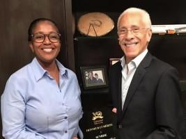 iciHaïti - Cap-Haïtien : Plaque Honneur et Mérite à Sunrise Airways
