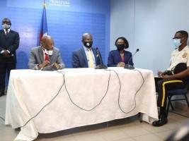 Haïti - Politique : Construction de logements pour les policiers avec l'aide du Japon