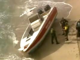iciHaiti - USA : 18 illegal migrants arrested after their arrival at Hillsboro Beach
