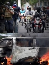 Haiti - FLASH: Outburst of violence of the