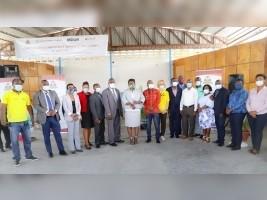 iciHaïti - Nord : Lancement de 5 projets