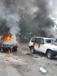 iciHaiti - Phantom 509: The FAES condemns the attack on its premises