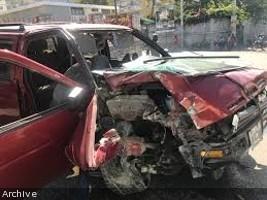 iciHaïti - Bilan routier : 21 accidents au moins 59 victimes
