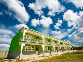 iciHaiti - Digicel : 3 new schools built and new projects