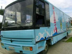 Haiti - Education : A Bookmobile to democratize the reading