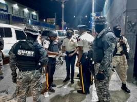 iciHaïti - «Terminator 1» : Tournée d'inspection surprise du du Commandant Normil