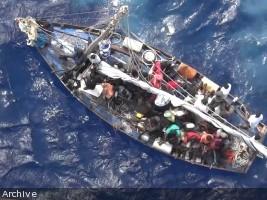 iciHaïti - Îles Turks and Caïcos : 124 boat-people haïtiens interceptés