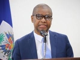 iciHaïti - Décès : Mots de sympathies du Ministre de l'Intérieur