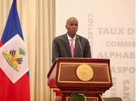 Haïti - Politique : Jovenel Moïse évoque une vie meilleure pour la population