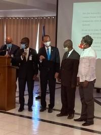 iciHaïti - Japon : Cérémonie de remise des clés de la Faculté des Sciences Humaines