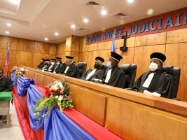 iciHaïti - Justice : Reprise des travaux judiciaires