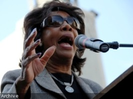 Haiti - Politic : The Congresswoman, Maxine Waters against the organization of elections in Haiti